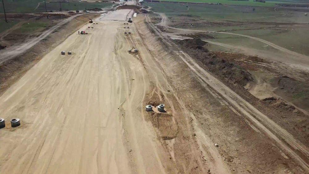 На пятом этапе трассы «Таврида» переложили три ветки магистрального газопровода