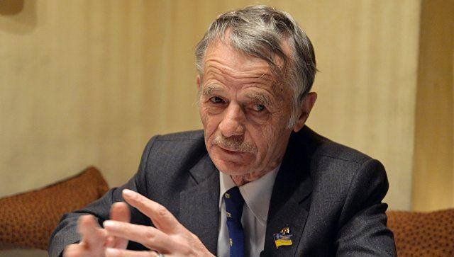В Крыму готовятся предъявить обвинение Джемилеву