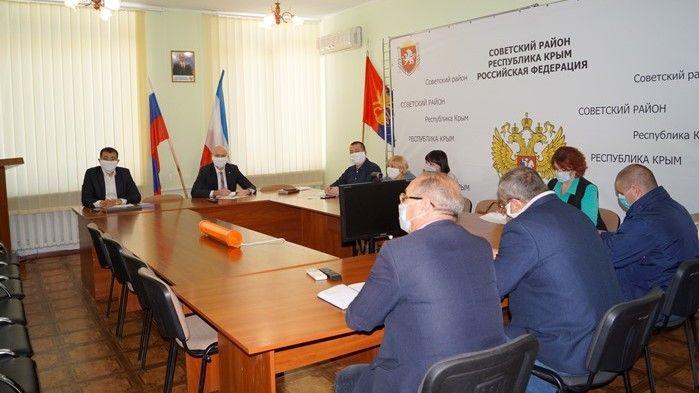 10 апреля Владимир Трегуб провел очередное заседание оперативного штаба по вопросу предупреждения распространения новой коронавирусной инфекции (2019 – nCoV) в Советском районе