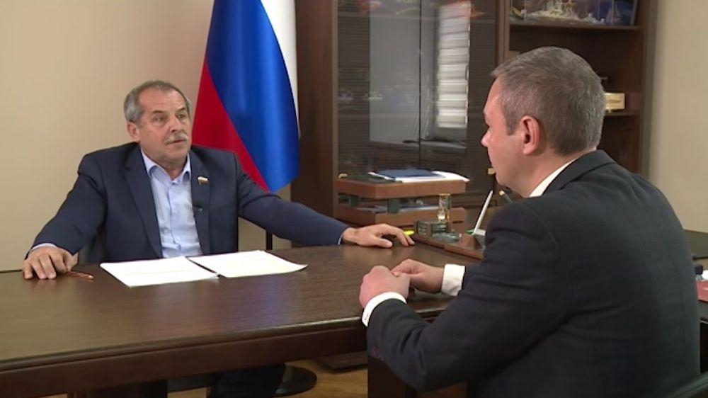 Сенатор Куликов считает, что в Севастополе приняты правильные решения по борьбе с коронавирусом
