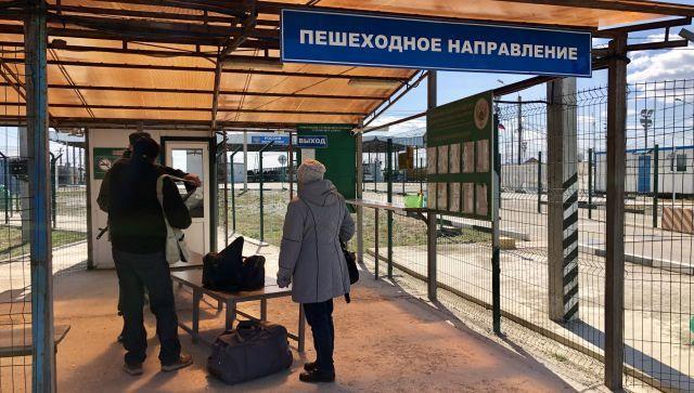 Деньги, наркотики, оружие: что нарушители везут в Крым через границу