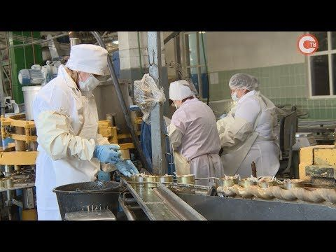Волонтёрский штаб «Мы вместе» получил 3000 рыбных консервов (СЮЖЕТ)