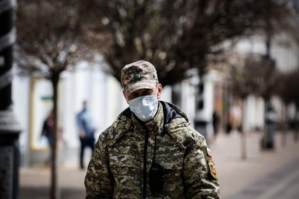 Власти Крыма введут жёсткие меры из-за коронавируса