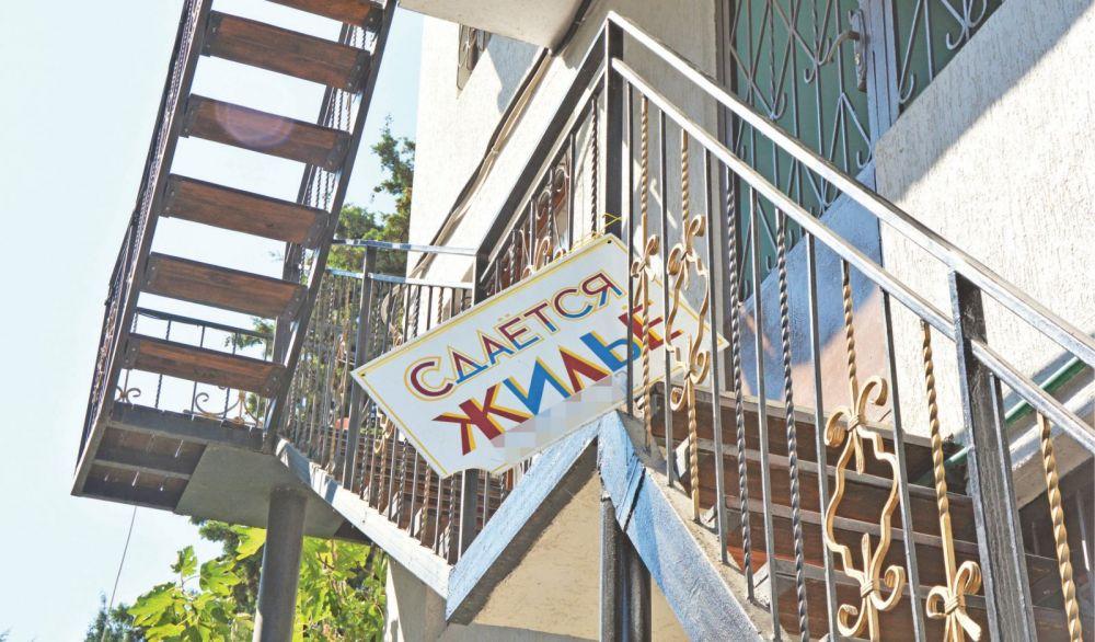 Крымские отельеры обратились к теневикам