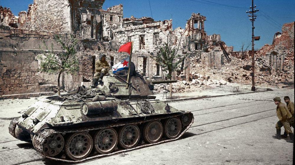 Уважаемые ветераны Великой Отечественной войны, труженики тыла! Дорогие земляки!