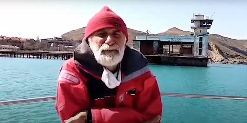 Экипаж яхты, которая прибыла в Крым из Греции, принудительно отправлен в обсерватор