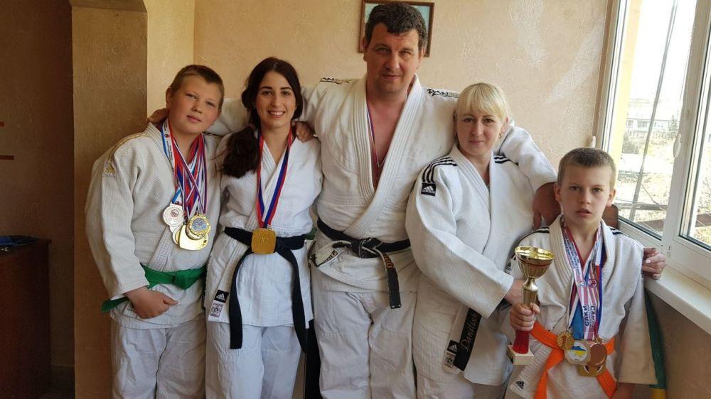 Юные спортсмены присоединились к конкурсу, который проводится по инициативе главы администрации Ялты