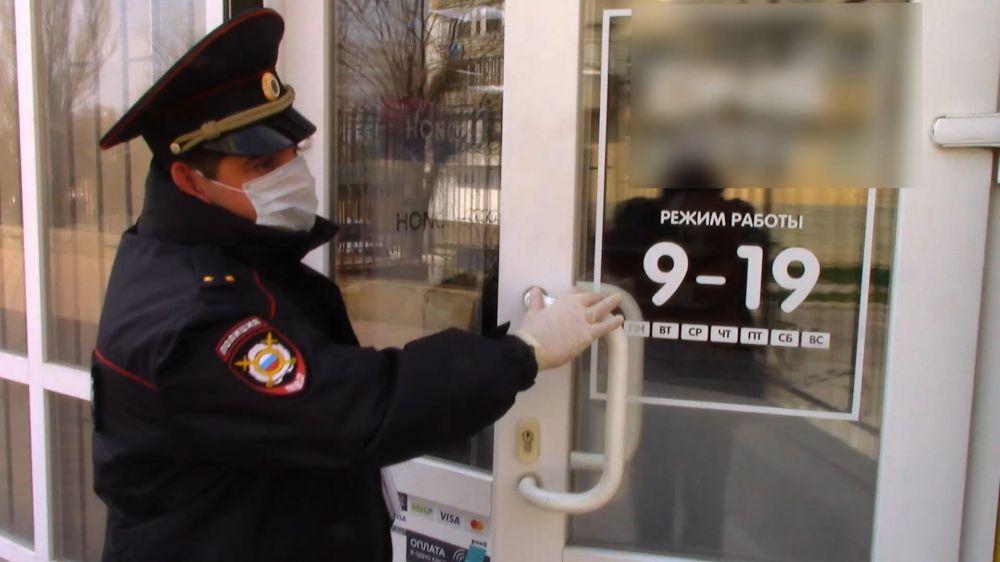 В Крыму увеличат штрафы за нарушение режима самоизоляции