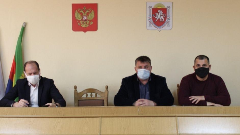 Михаил Слободяник провёл очередное заседание оперативного штаба по вопросу предупреждению распространения новой коронавирусной инфекции (2019-nCov)