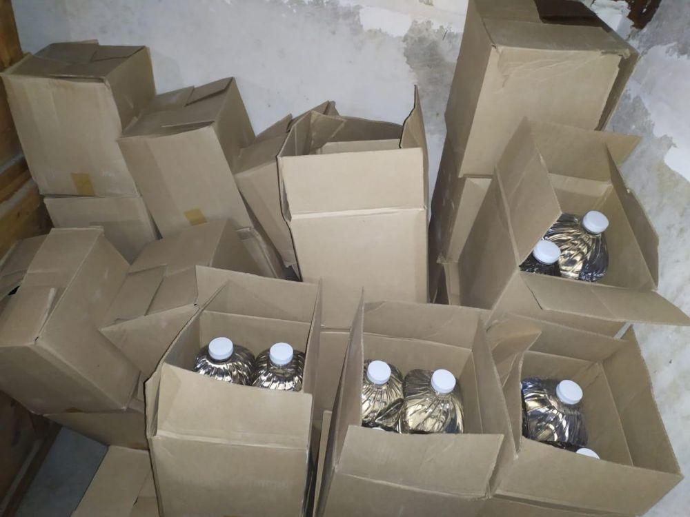 Крымчанин ответит по закону за нелегальную торговлю алкоголем