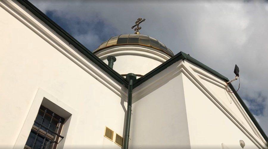 Монастырь в Севастополе закрылся на карантин из-за паломника с коронавирусом