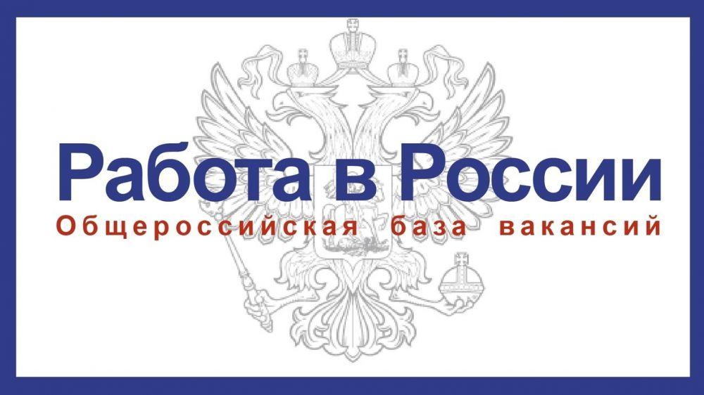 Елена Романовская напомнила работодателям о необходимости внесения актуальных данных о работе организаций на портале «Работа в России»