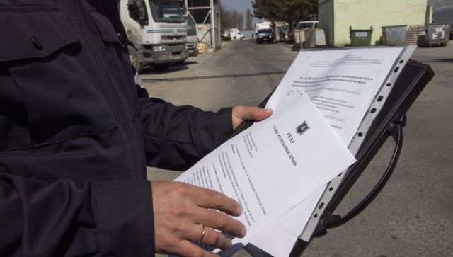 В Крыму будут штрафовать приезжих за нарушение самоизоляции