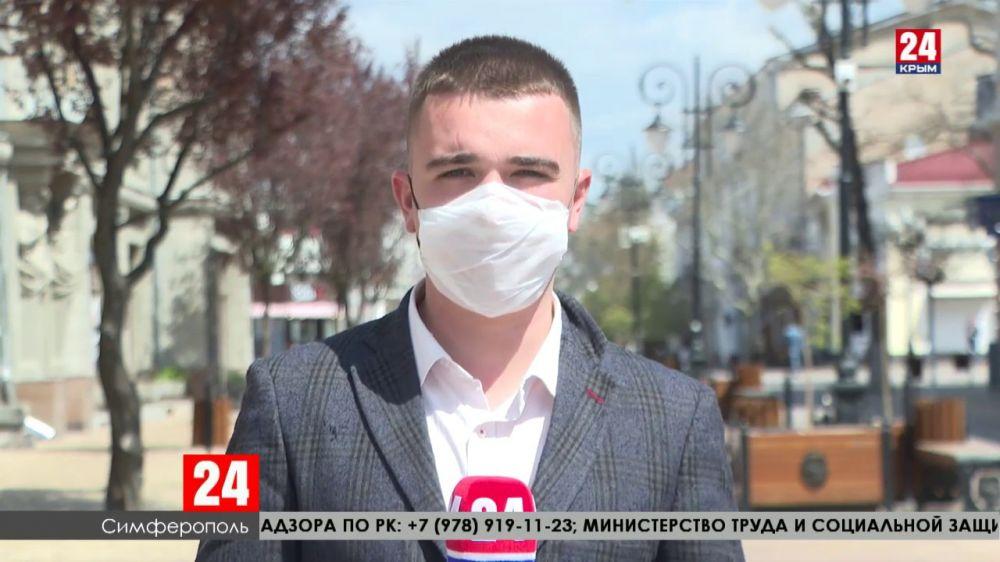 В Крыму трое новых заболевших коронавирусом