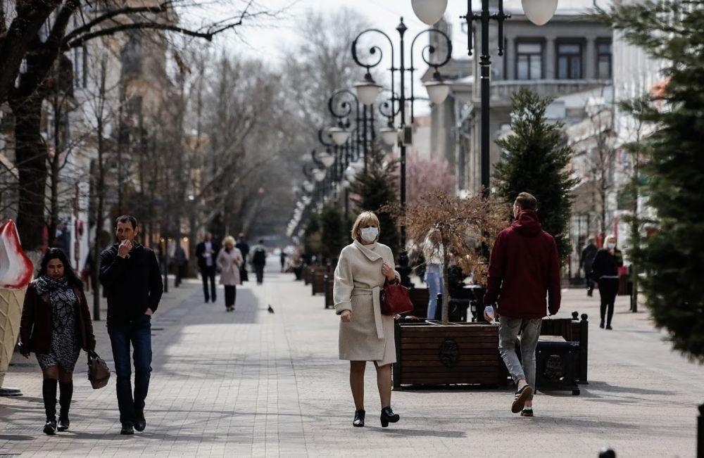 Эпидемия COVID-19 в России может пойти на спад уже к концу апреля — Альштейн