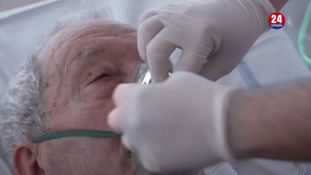 Онколог из Италии рассказал, как ему удалось вылечить тяжелобольных COVID-19