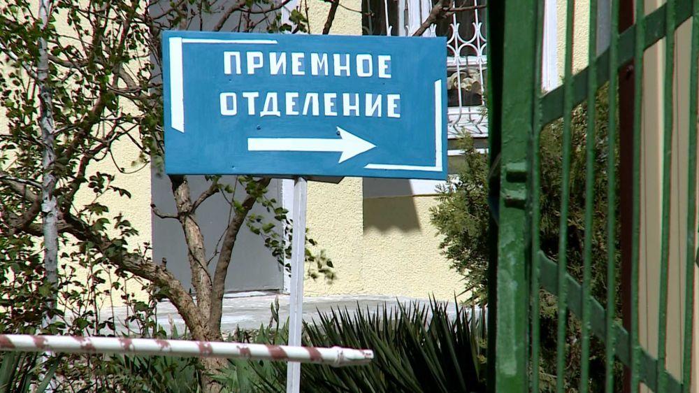 Число заражённых коронавирусом в Крыму и Севастополе достигло сотни