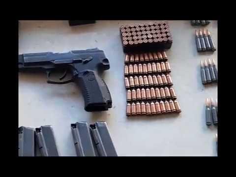 ФСБ выявила действовавшую в Крыму банду оружейников