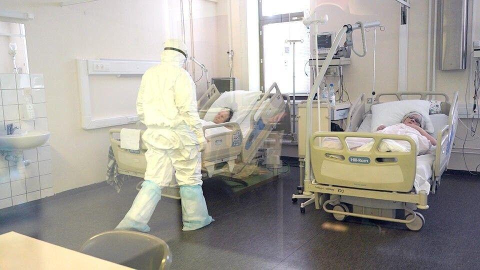 В Крыму уже три «тяжелых» больных коронавирусом. 3 из 92