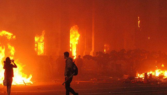 Война власти с народом: Аксенов об одесской трагедии в Доме профсоюзов