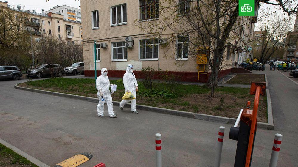Минздрав: Россия еще далека от выхода на плато по заболеваемости коронавирусом