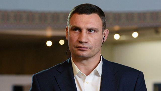 Из-за COVID на Украине могут погибнуть более 1 млн – Кличко