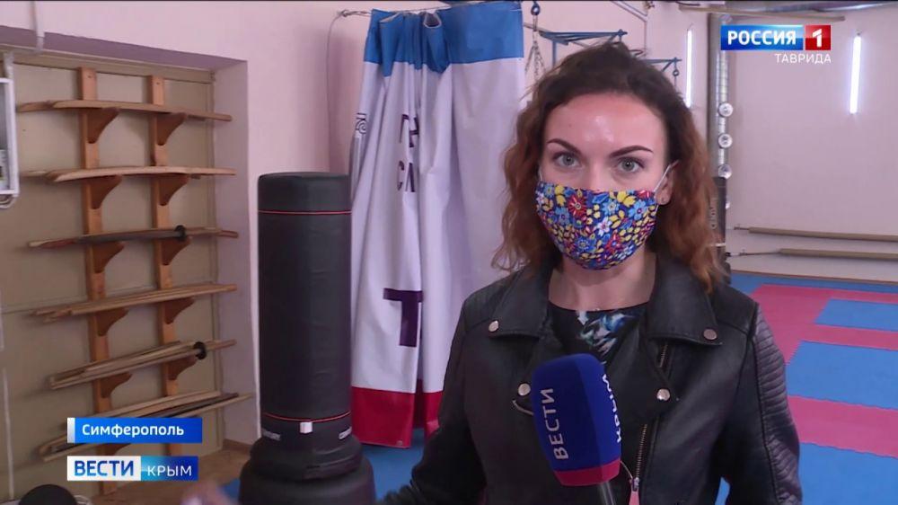 Масочный режим и спортивные тренировки: что ожидает крымчан 12 мая