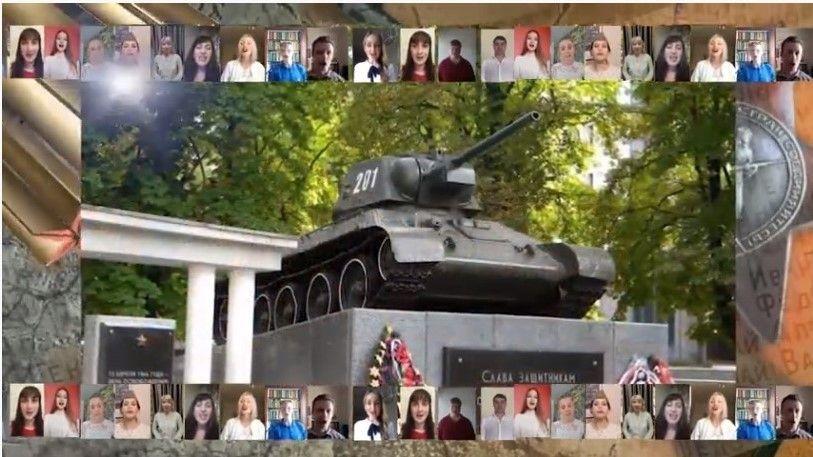 Свыше тысячи крымчан успешно приняли участие во Всероссийском музыкальном онлайн-марафоне «Музыка Победы»