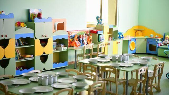 Перечень детских садов Алуштинского региона продолжающих работу