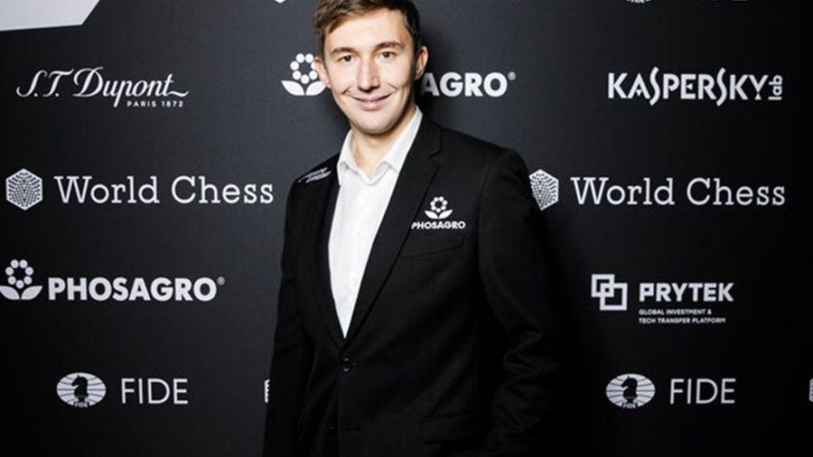 Гроссмейстер Сергей Карякин окажет благотворительную помощь симферопольским больницам