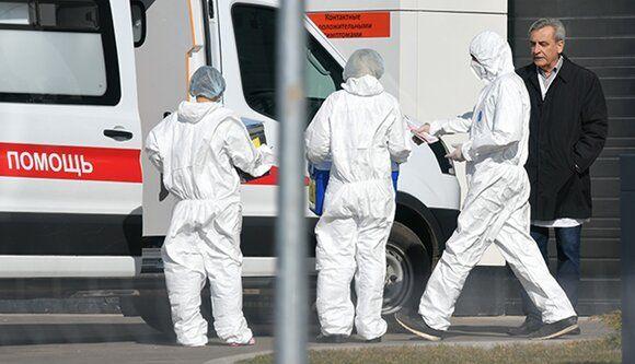 В Севастополе за сутки коронавирусом заболел один человек