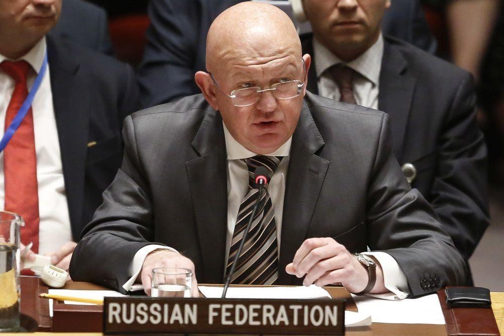 Постпред России в ООН объяснил Украине, как она потеряла Крым