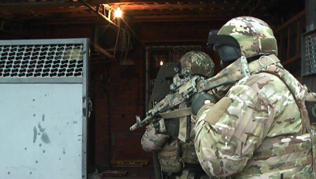В Дагестане ликвидировали шестерых террористов в ходе спецоперации