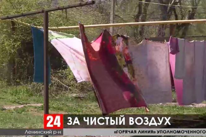 В посёлке Ленино жители жалуются на запах нефтепродуктов