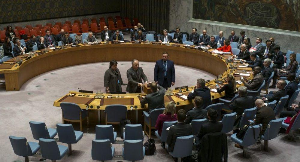 Тема Крыма в ООН: нашим дали высказаться