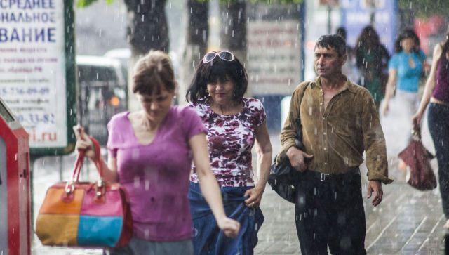 Крыму пообещали проливные дожди в ближайшие десять дней