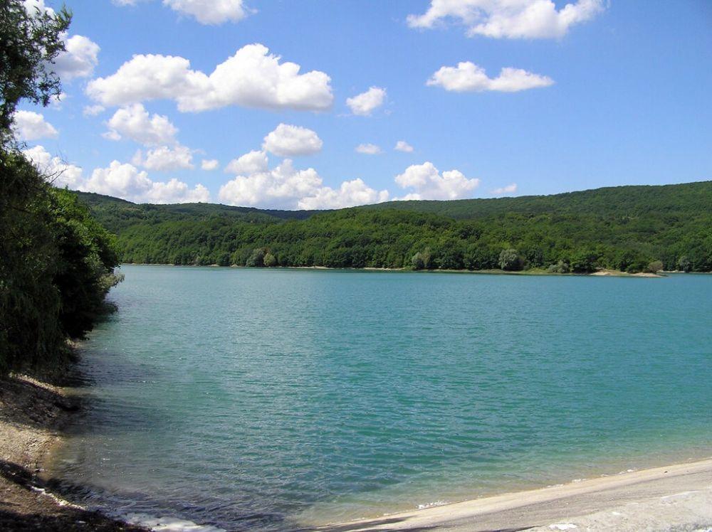 В Крыму назвали водохранилища с самым малым запасом воды