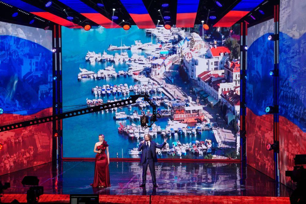 Большой праздничный концерт ко Дню России готовит ТРК «Крым»