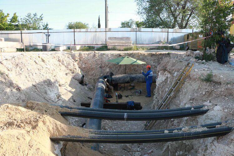 В субботу полностью восстановили газоснабжение Гагаринского района
