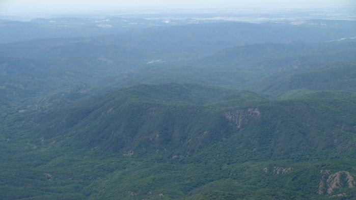 Под Феодосией в воскресенье двух туристов взяла в плен гора «Лысая»