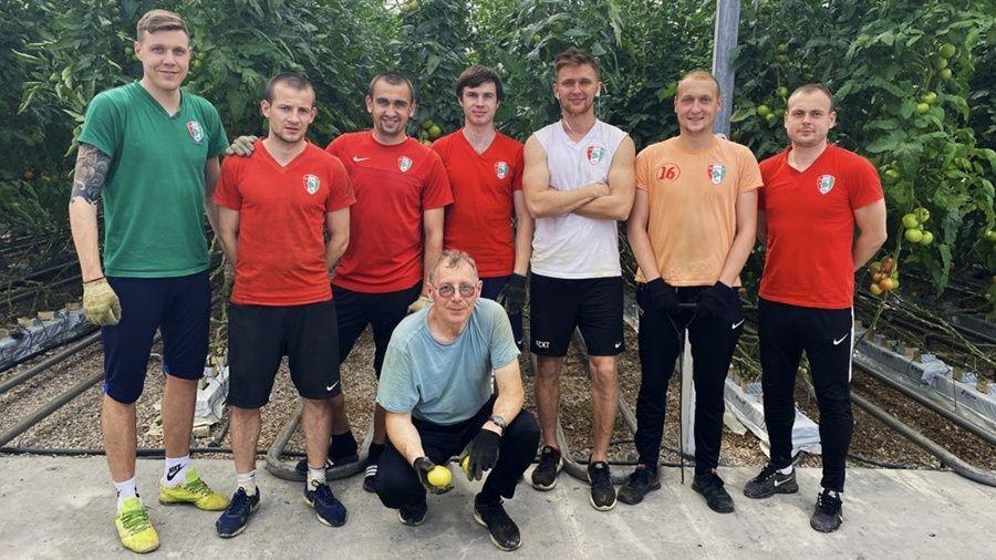 Крымские футбольные команды в ожидании возобновления сезона