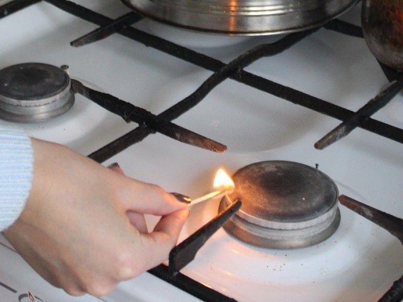 В 48 квартирах в Гагаринском районе до сих пор нет газа