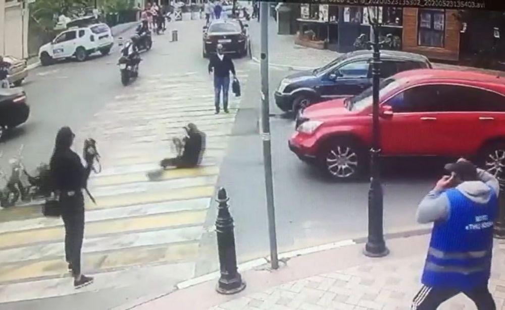 В Ялте задержали водителя, устроившего ДТП и скрывшегося