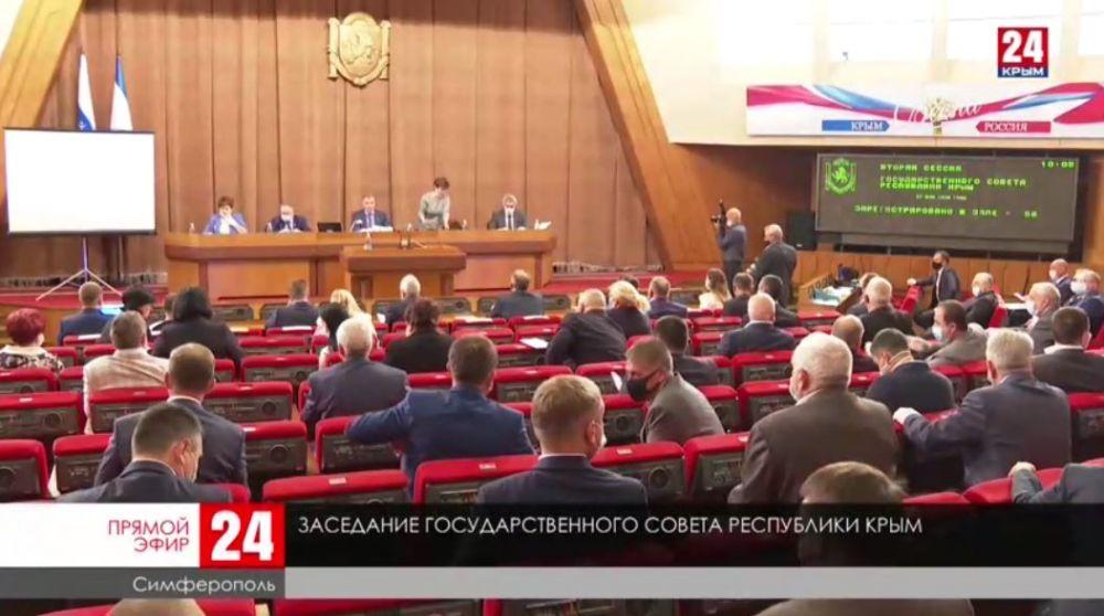 Заседание Госсовета РК от 27.05.2020