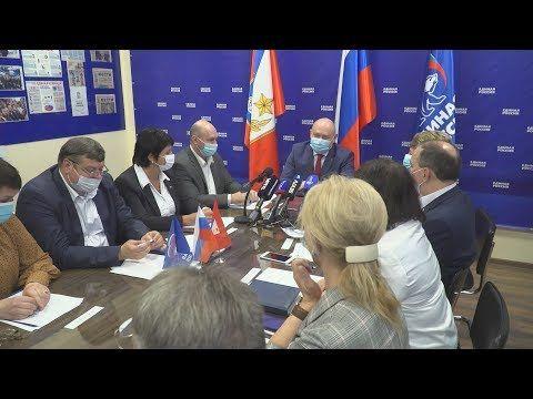 Единая Россия определила кандидатов для праймериз в Севастополе (СЮЖЕТ)