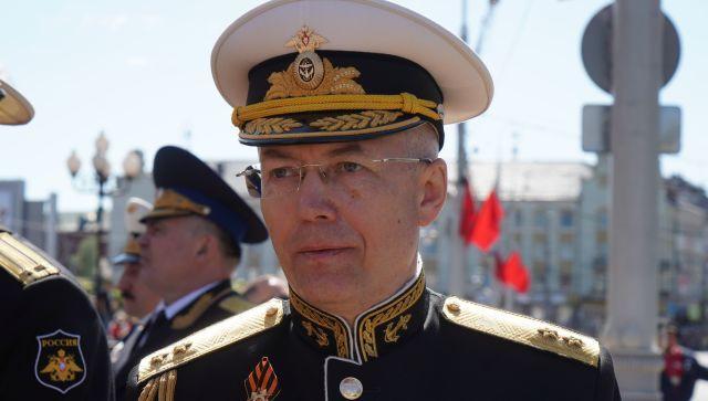 На Украине возбудили уголовное дело против вице-адмирала ЧФ