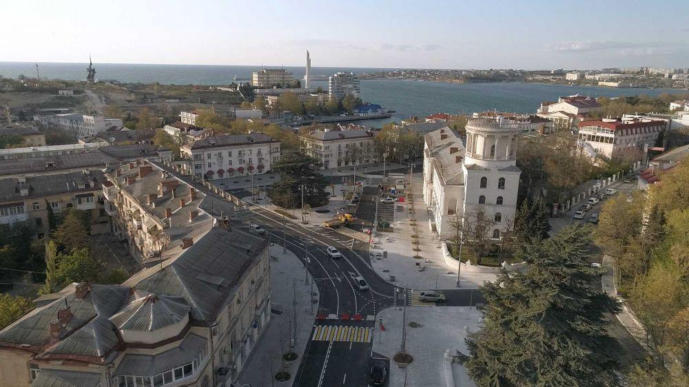 Севастопольцы просят установить лежачих полицейских на Большой Морской
