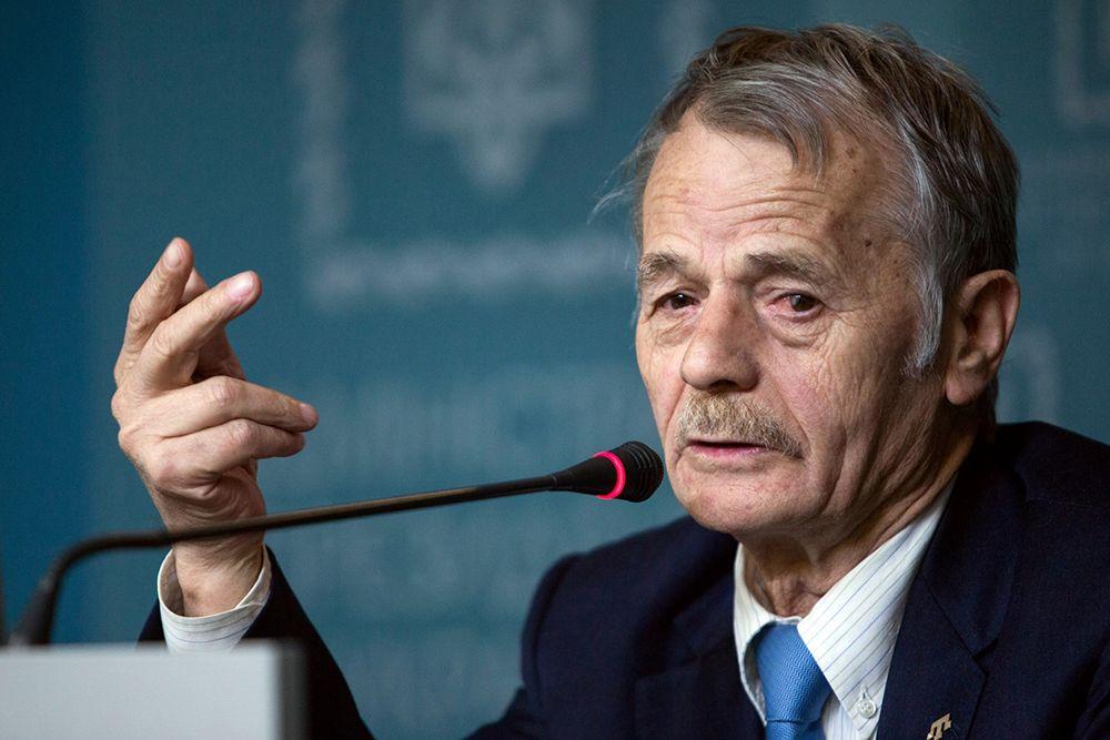 В Крыму завершили расследование дела в отношении бывшего председателя экстремистской организации