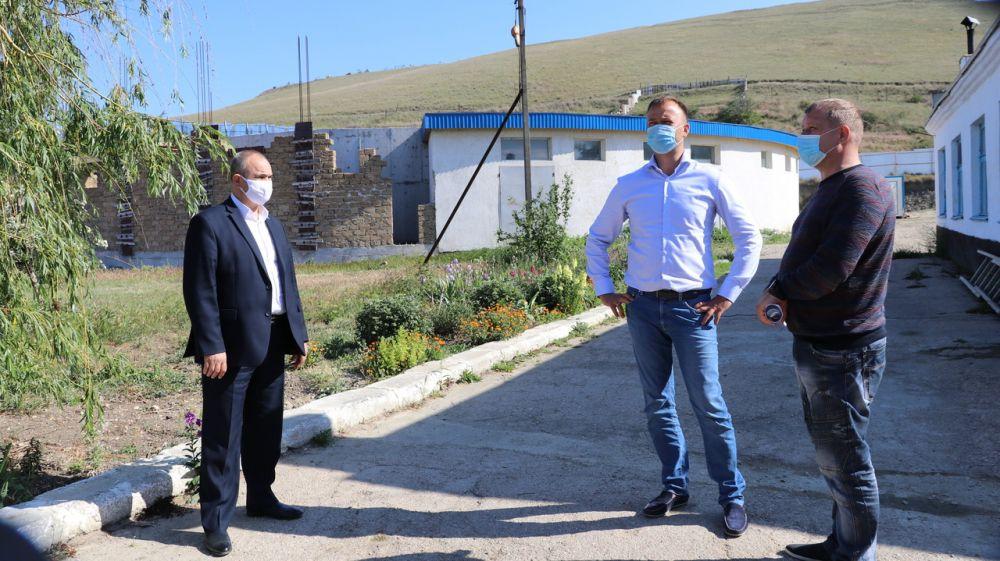 Мощность очистных сооружений Орджоникидзе увеличат в полтора раза