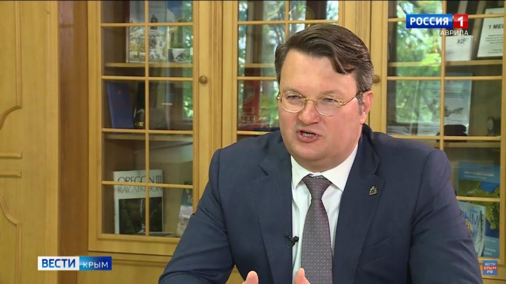 Глава КФУ прокомментировал создание аналитического центра по коронавирусу в Крыму